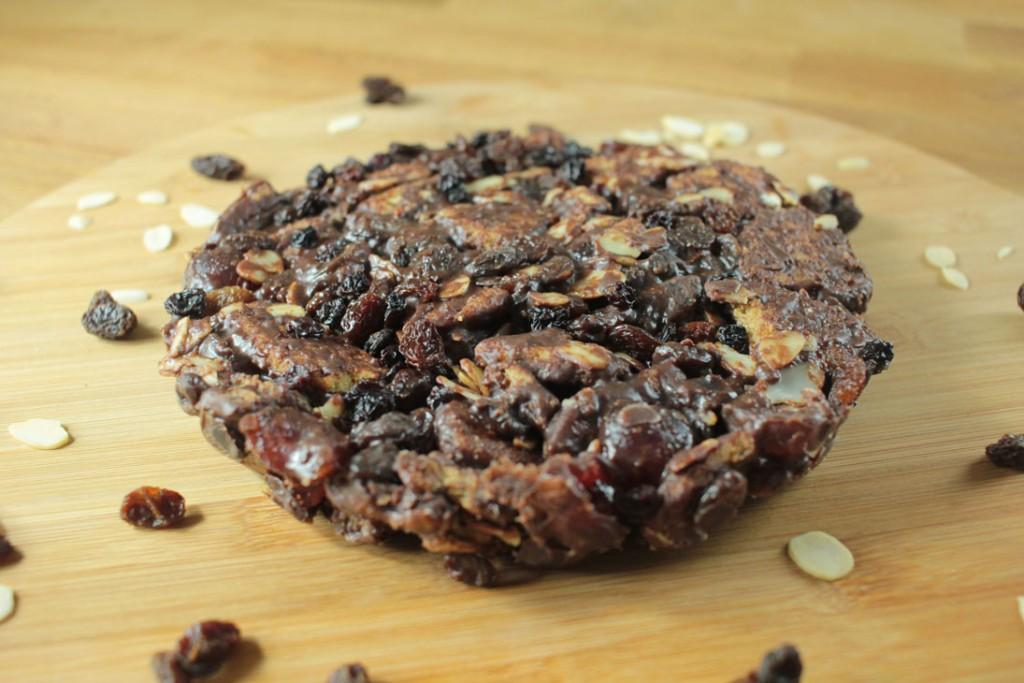 Chocolate Munchie Cake