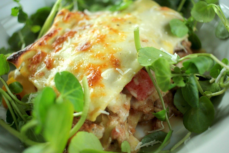 Slow Cooked Pheasant Lasagne Recipe - Globe Scoffers | globescoffers.com