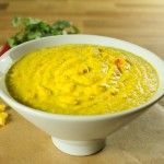 Sweetcorn Chilli and Coriander Dip