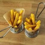 Herby Polenta Fries