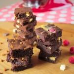 Trio of Brownies