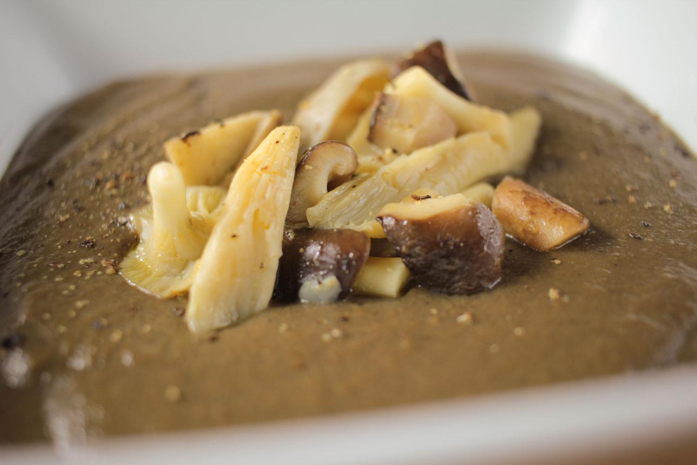 Wild Mushroom Soup Recipe - Globe Scoffers   globescoffers.com