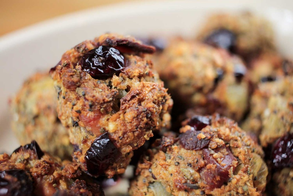 These make ahead stuffing balls will be a real treat on Christmas day! The best thing is they freeze well so that's one less job to do on the big day!