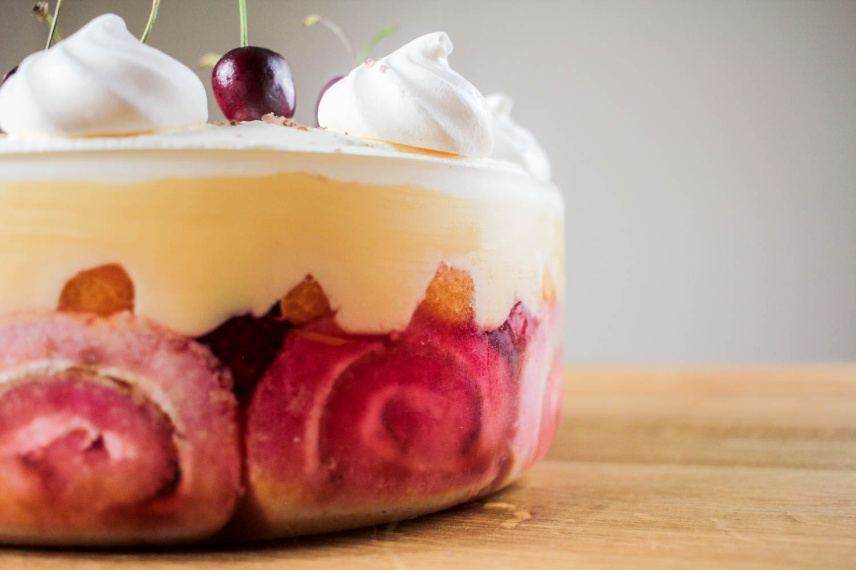 Berrylicious Boozy Orange Trifle Recipe - Globe Scoffers   globescoffers.com