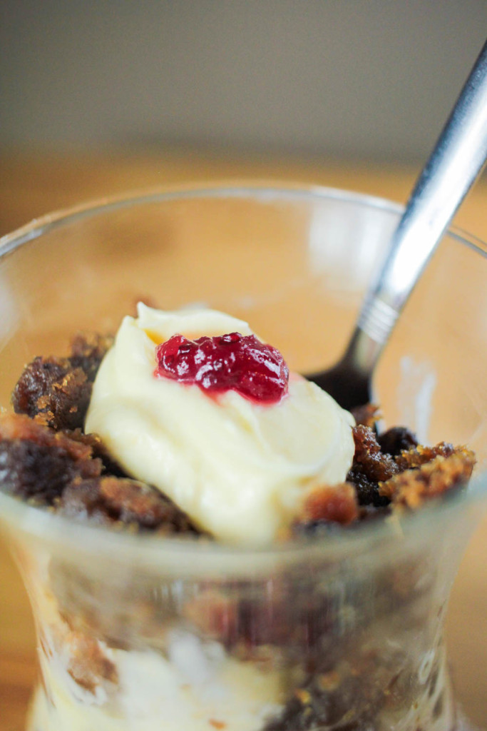 Christmas Pudding Sundae-2