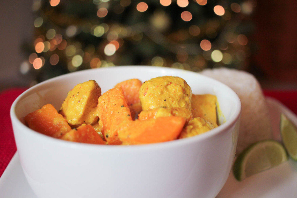 What do you do with your left over turkey? Stock up on these ingredients over Christmas and enjoy a Thai curry with the family!