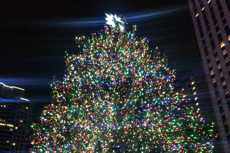 Christmas in New York - Globe Scoffers | globescoffers.com