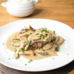 Fillet Steak Stroganoff