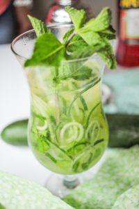 Cucumber Fizz