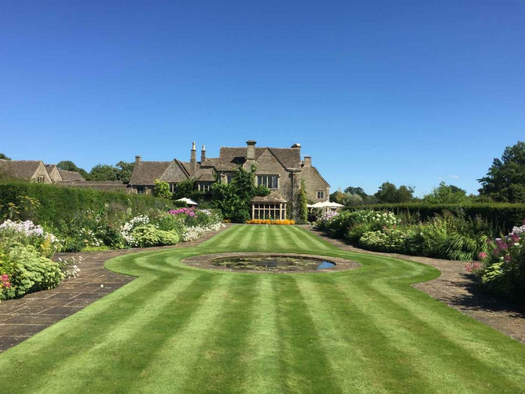 A Busy August - Whatley Manor, Cross Kenilworth, Itihaas Birmingham-17