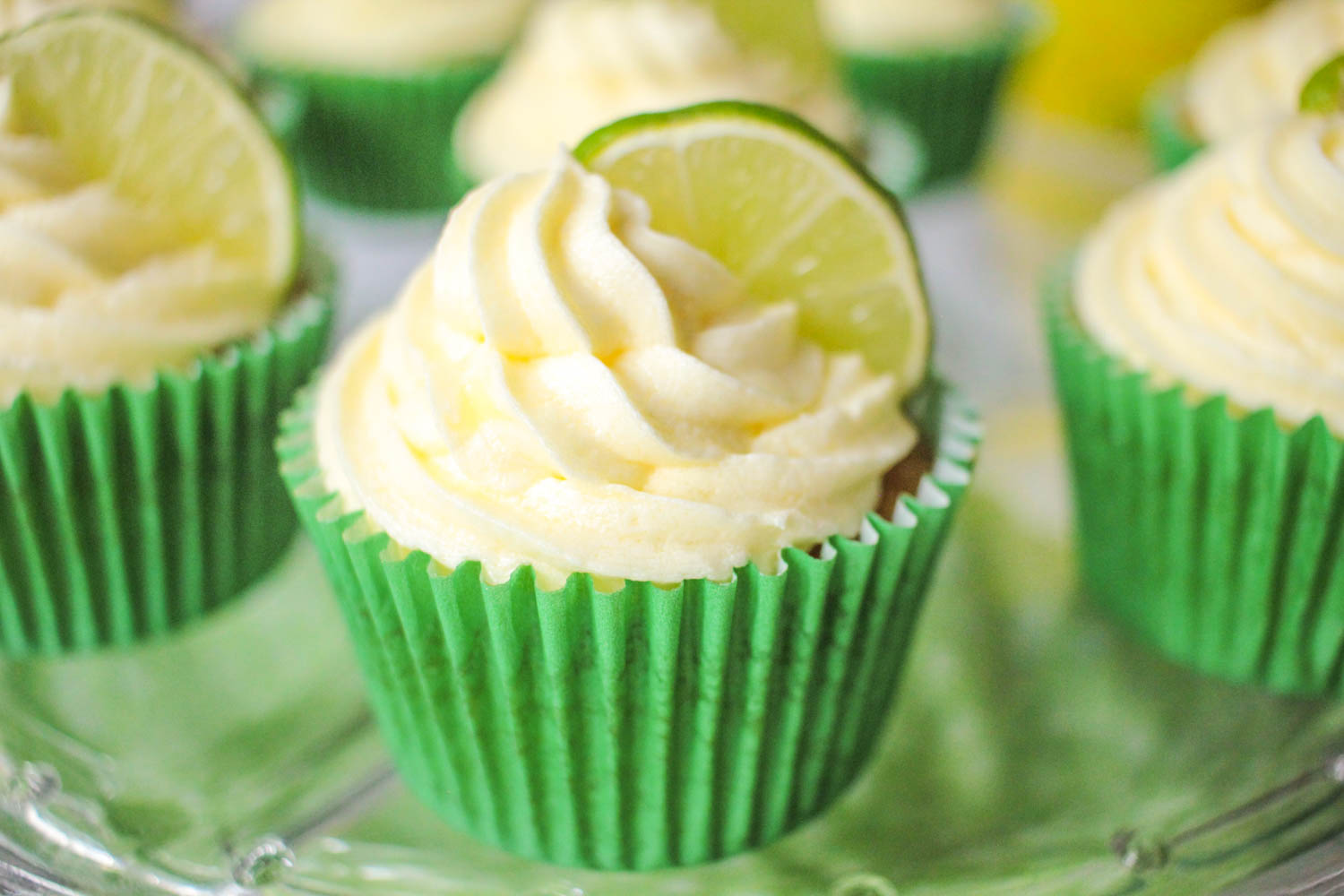 Gin and Tonic Cupcakes-5 - Globe Scoffers | globescoffers.com