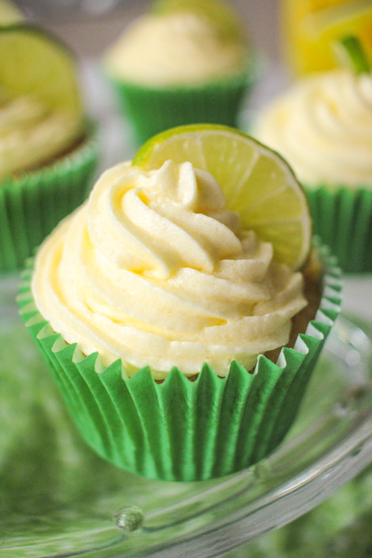 Gin and Tonic Cupcakes-6 - Globe Scoffers | globescoffers.com