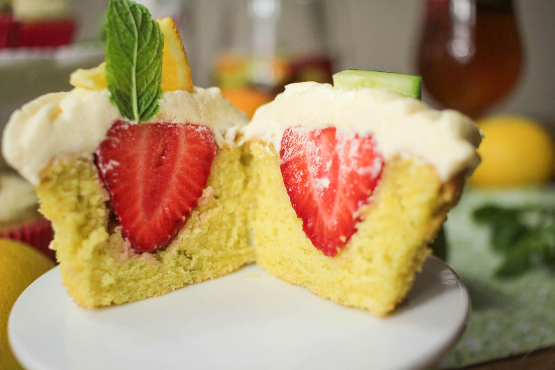 Pimm's Cupcakes-19 - Globe Scoffers   globescoffers.com