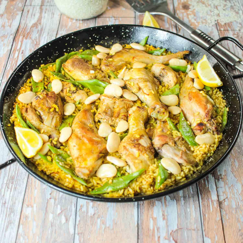 authentic-valencian-paella-5 - Globe Scoffers