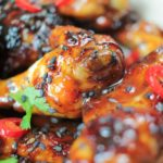 Chinese Style Sticky Chicken Wings