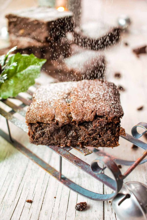Christmas Brownies Recipe