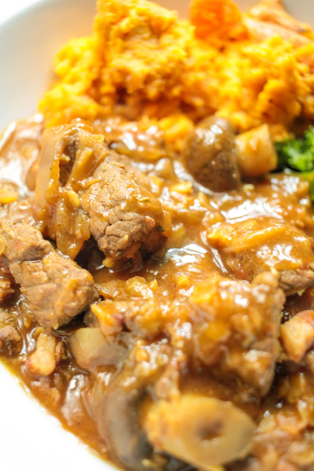 Beef and Ale Stew with Red lentils -6 - Globe Scoffers   globescoffers.com