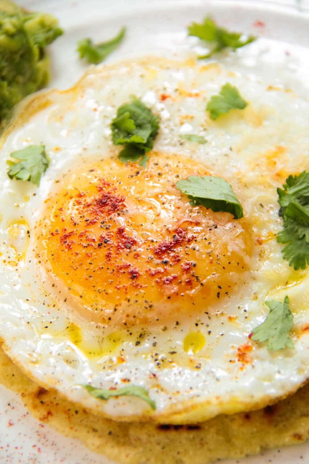 Fried Egg Tacos Recipe - Globe Scoffers | globescoffers.com