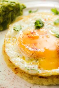 Fried Egg Taco