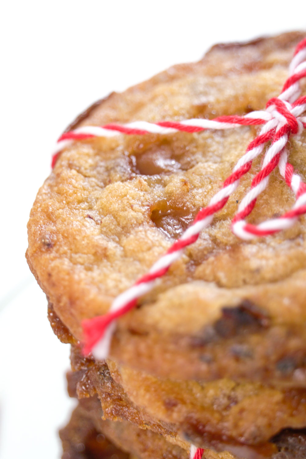 Sticky Toffee and Date Cookies-10 - Globe Scoffers | globescoffers.com