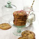 Sticky Toffee and Date Cookies