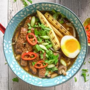 Chilli Beef Ramen Recipe