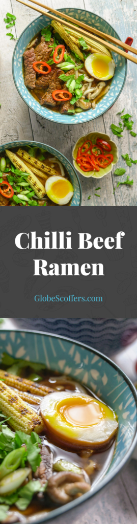 Chilli Beef Ramen Recipe — Pinterest