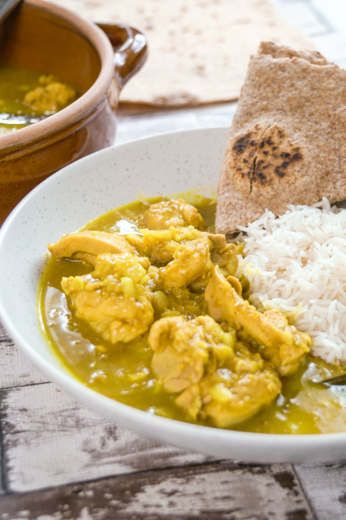 Chicken Dhal Curry