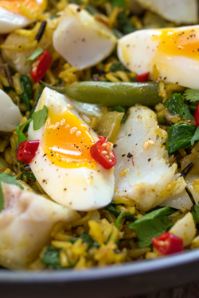Healthy Kedgeree